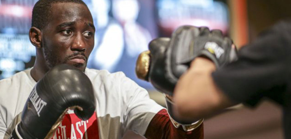 Terence Crawford Says He will Dominate The Fight Against Horn