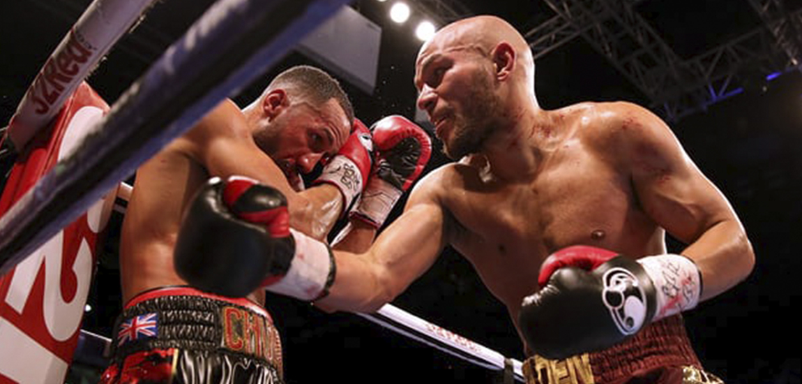 Truax Upsets DeGale Grabs IBF World Title