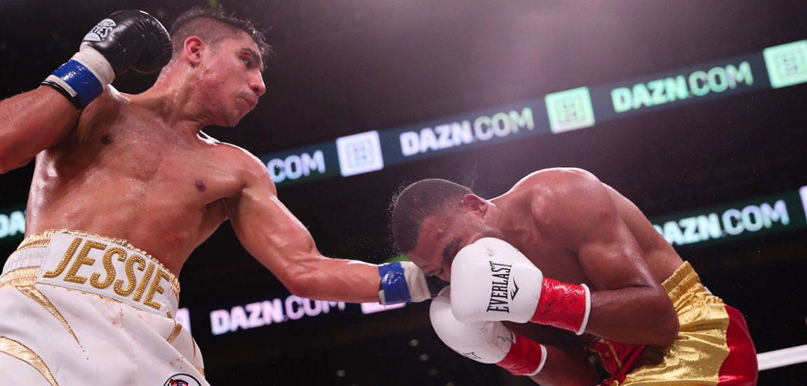 Worlds Collide – Jessie Vargas vs. Thomas Dulorme Ends in Majority Draw