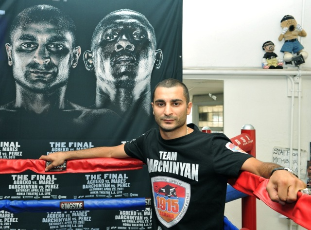 Darchinyan & Perez Lead Bantamweight Charge In L.A....AVILA