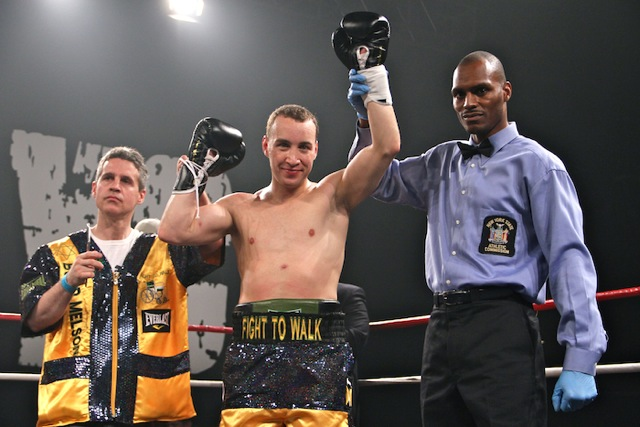 Boyd Melson Beats Hector Rivera In 44 Seconds In NYC