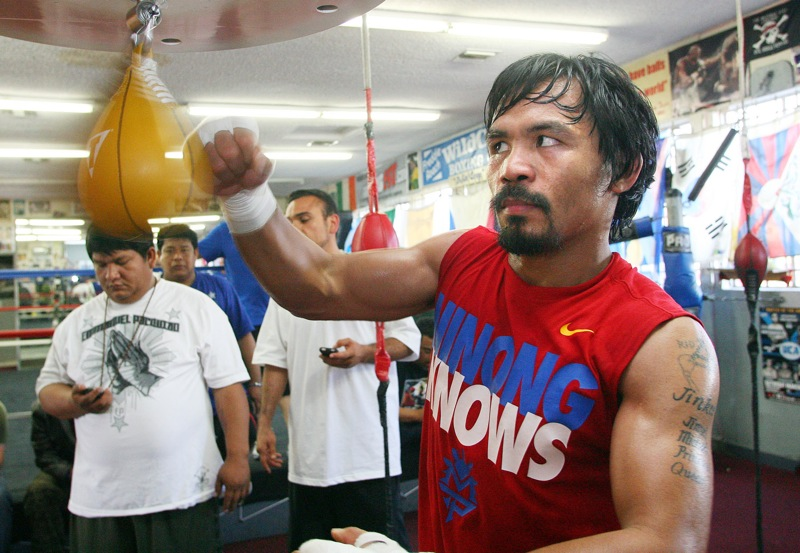Pacquiao opens camp 120507 008a