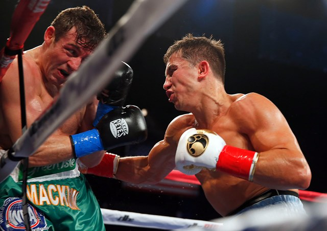 Golovkin punches Macklin by showtime